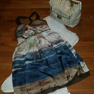 NWT Max and Cleo Size 8 Dress